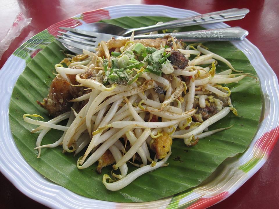 タイ式カキのお好み焼き「ホイトード」